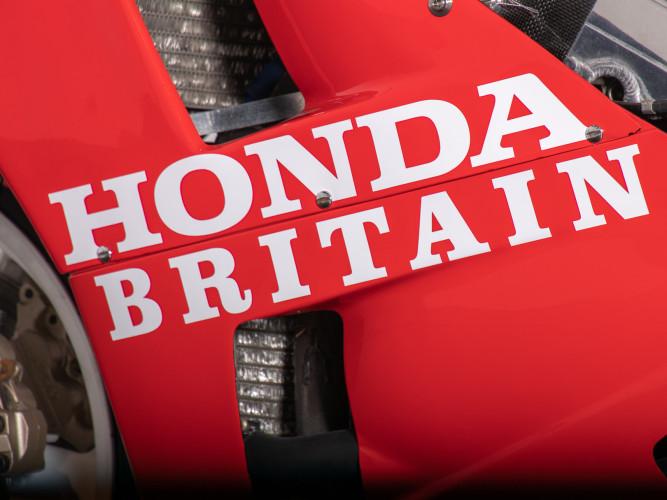 1988 Honda RC 30 DA CORSA 7