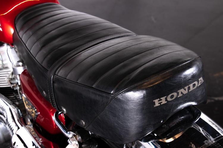 1971 Honda CB 450 Scrambler Replica 14