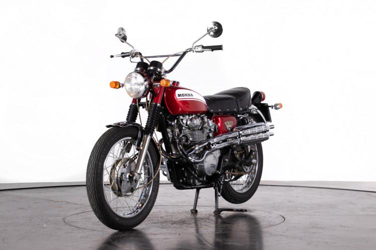 1971 Honda CB 450 Scrambler Replica 1