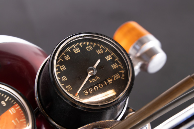 1971 Honda CB 450 Scrambler Replica 19
