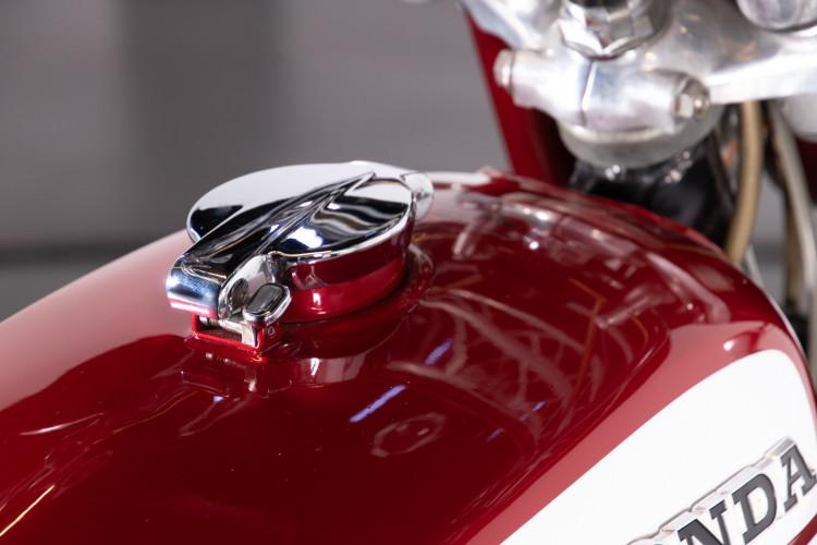 1971 Honda CB 450 Scrambler Replica 20