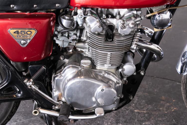 1971 Honda CB 450 Scrambler Replica 23