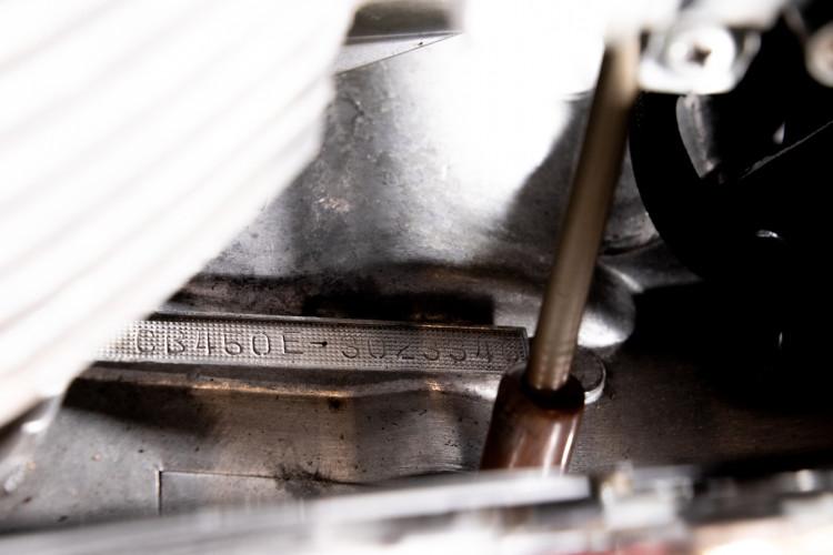 1971 Honda CB 450 Scrambler Replica 25