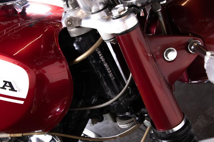 1971 Honda CB 450 Scrambler Replica 26