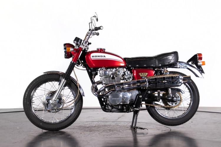 1971 Honda CB 450 Scrambler Replica 2