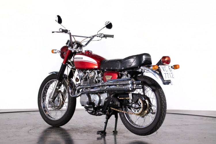 1971 Honda CB 450 Scrambler Replica 3