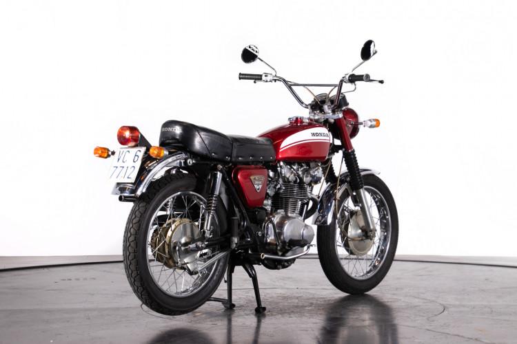 1971 Honda CB 450 Scrambler Replica 4