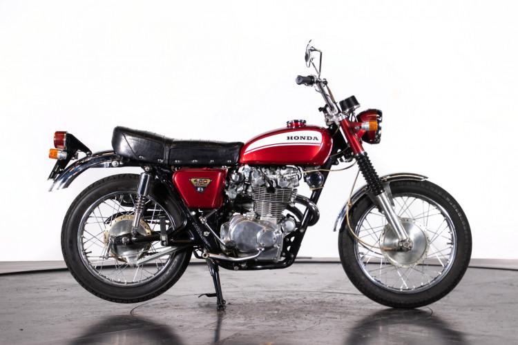 1971 Honda CB 450 Scrambler Replica 6
