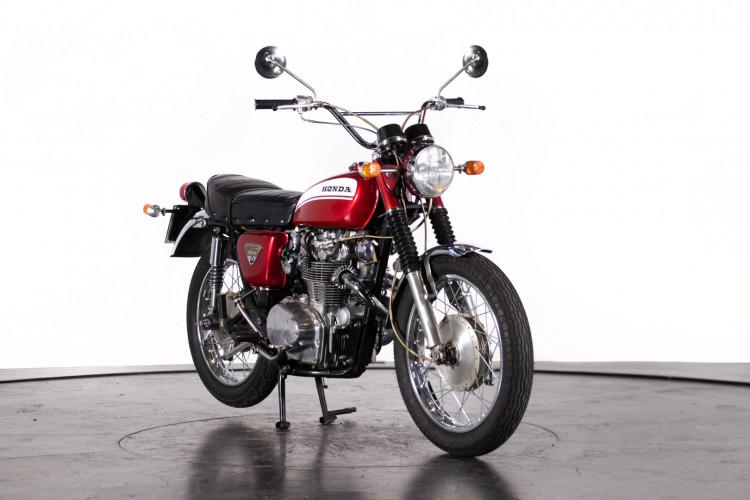 1971 Honda CB 450 Scrambler Replica 7