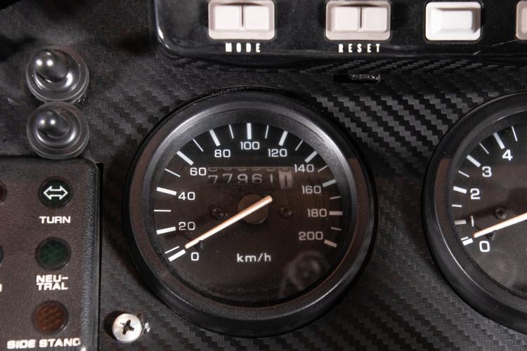 1993 HONDA MOTOR RD07 XRV 750 10