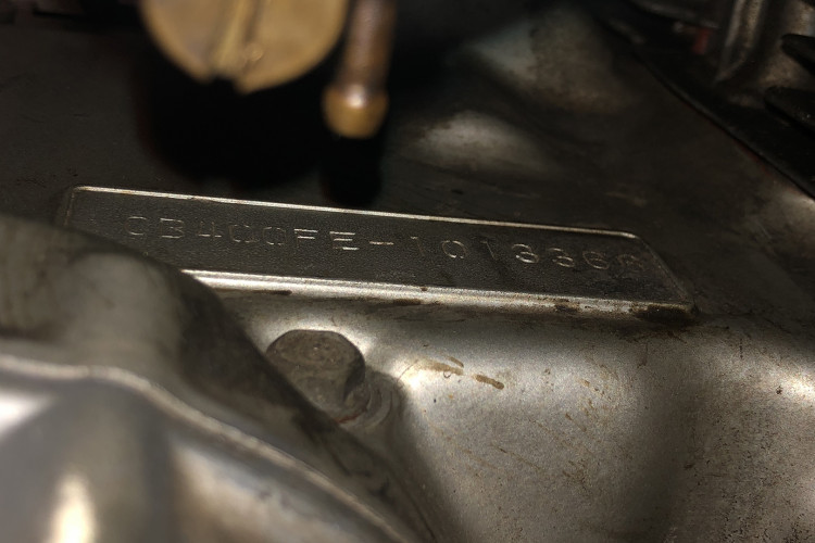 1976 HONDA FOUR 400 DA CORSA 18