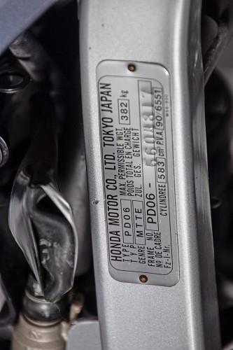 1994 Honda Transalp 600V 21