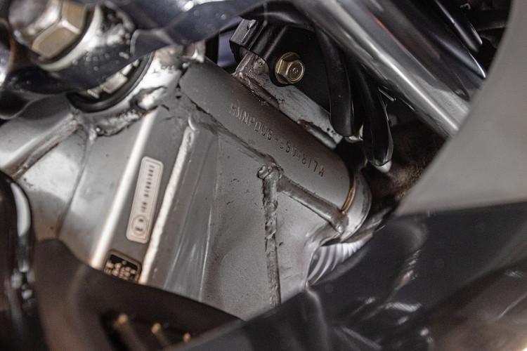 1994 Honda Transalp 600V 23