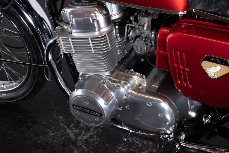 1970 HONDA CB 750  6