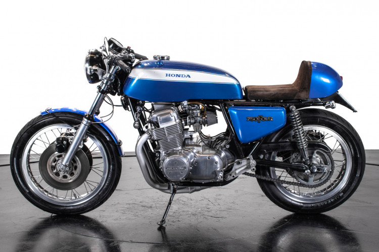 1976 Honda Four 750 Café Racer 0