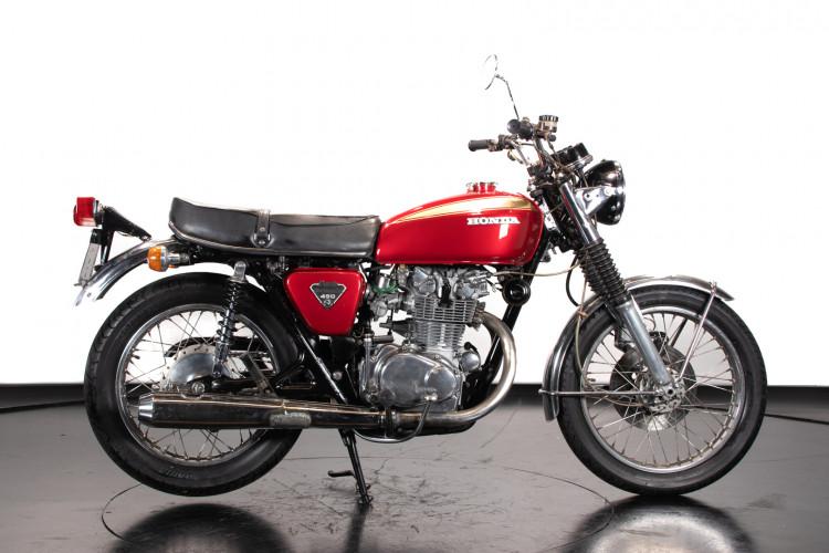 1973 Honda CB 450 1