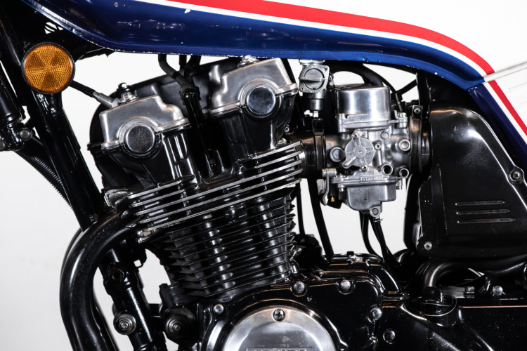 1983 Honda CB 1100 F 7