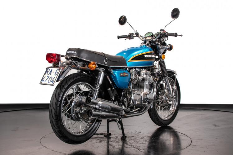 1976 Honda CB 500 4