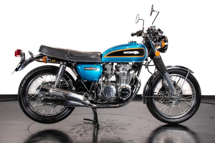 1976 Honda CB 500 1