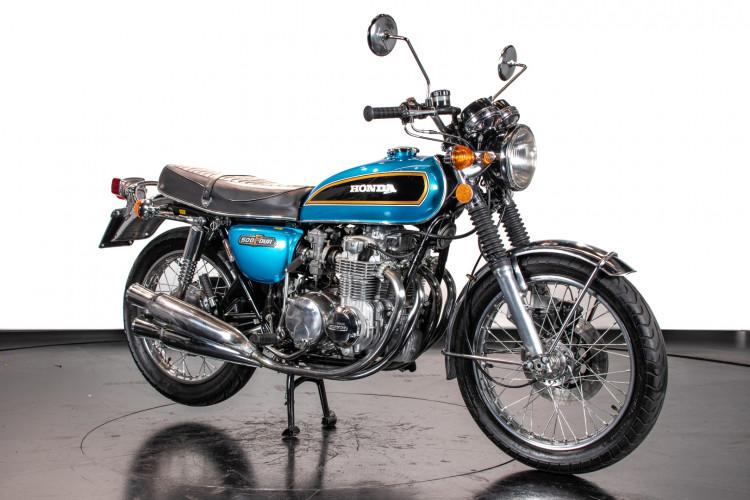 1976 Honda CB 500 3