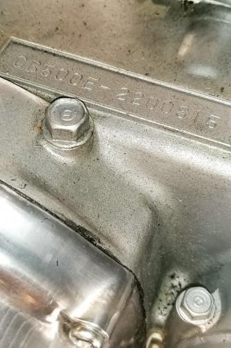 1976 Honda CB 500 31