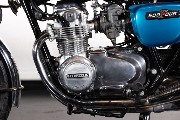 1976 Honda CB 500 9
