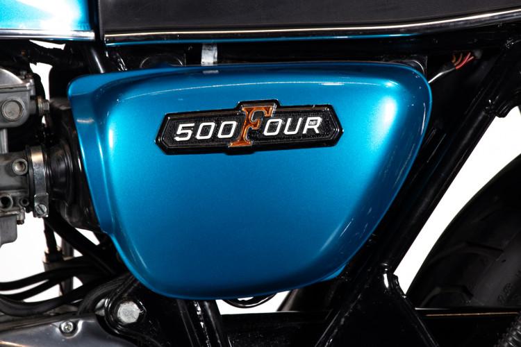1976 Honda CB 500 10