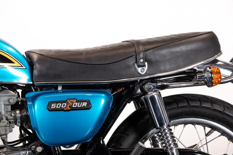 1976 Honda CB 500 12