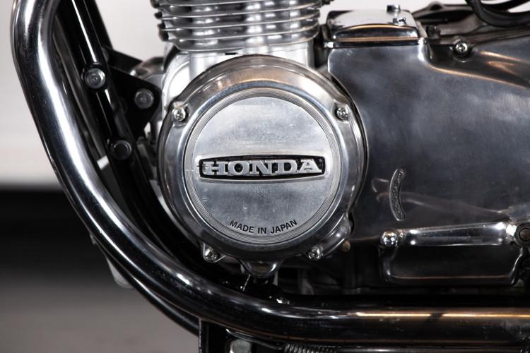 1976 Honda CB 500 13