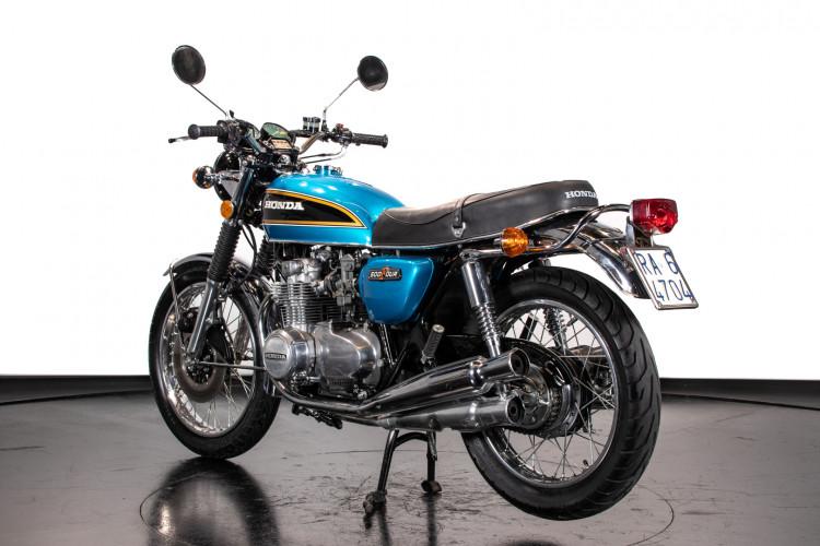1976 Honda CB 500 5
