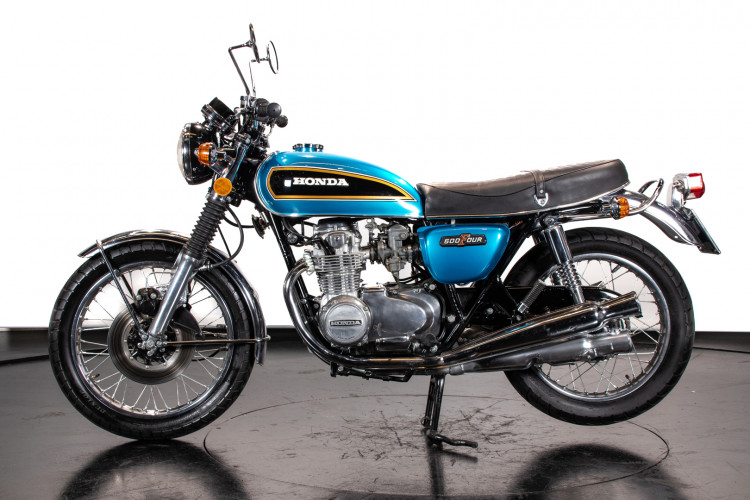 1976 Honda CB 500 0