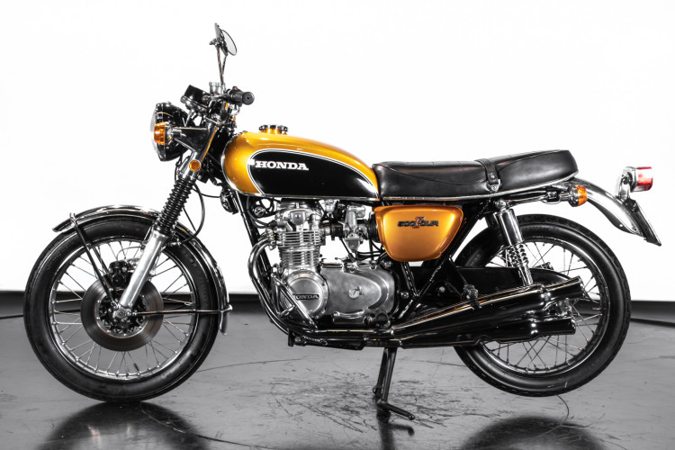 1972 Honda CB 500 Four 0