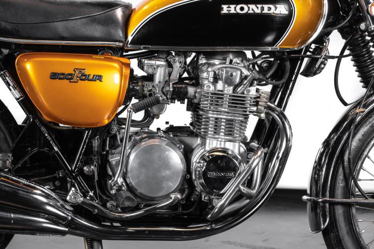 1972 Honda CB 500 Four 15