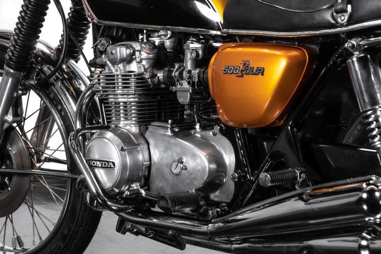 1972 Honda CB 500 Four 10