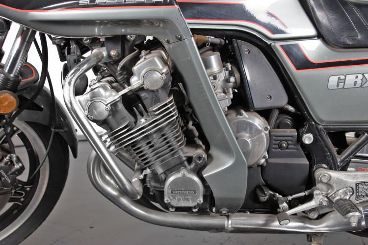 1981 Honda  CBX 1000 5