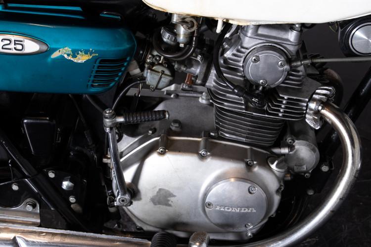 1970 HONDA CB125 19