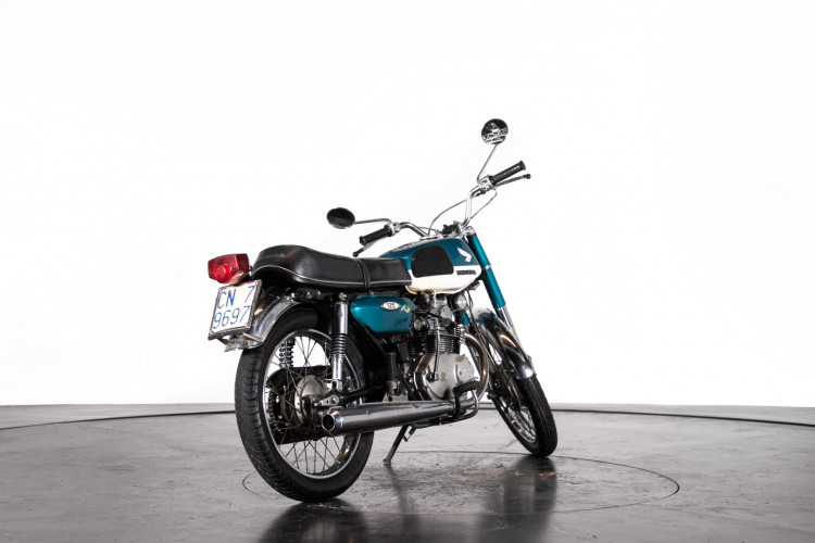 1970 HONDA CB125 4
