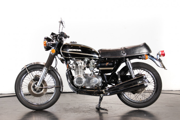 1976 Honda CB 500 Four 0