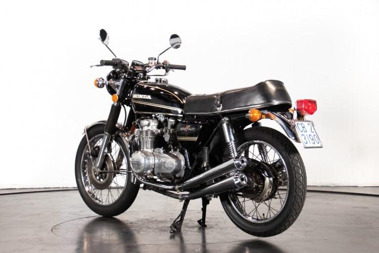 1976 Honda CB 500 Four 7