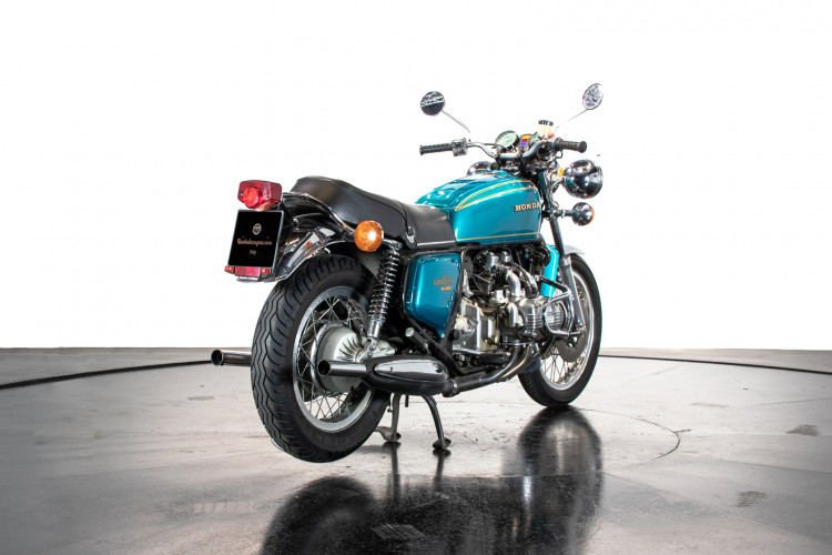1976 Honda Goldwing GL1000 3