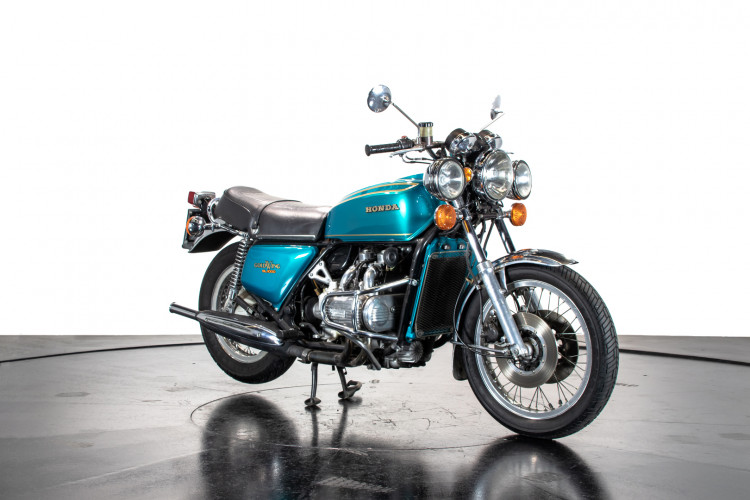 1976 Honda Goldwing GL1000 5