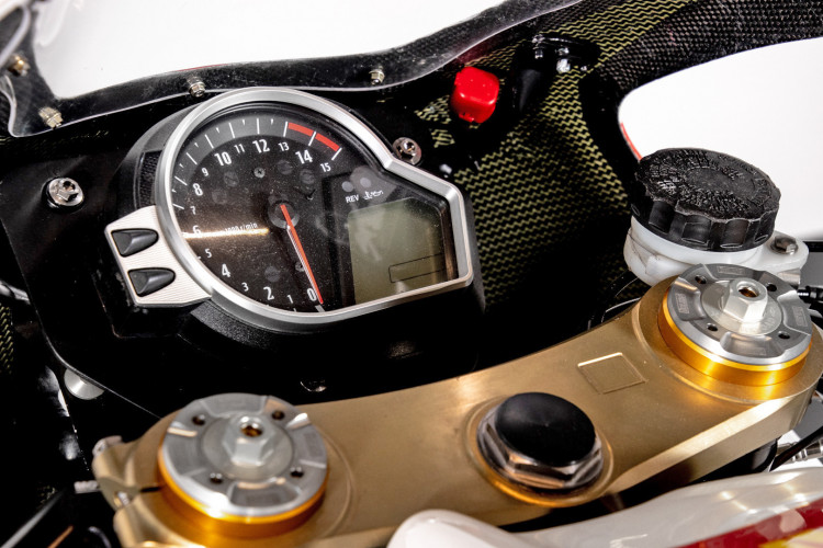 2011 Honda CBR 1000 RR Gresini Racing 15