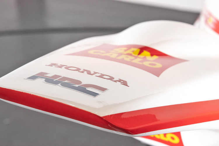 2011 Honda CBR 1000 RR Gresini Racing 24