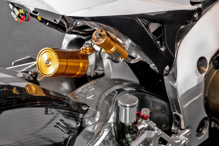 2011 Honda CBR 1000 RR Gresini Racing 28