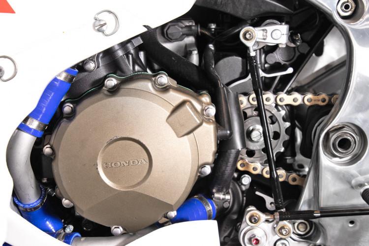 2011 Honda CBR 1000 RR Gresini Racing 31