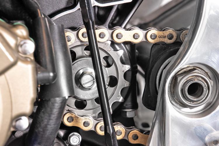 2011 Honda CBR 1000 RR Gresini Racing 33