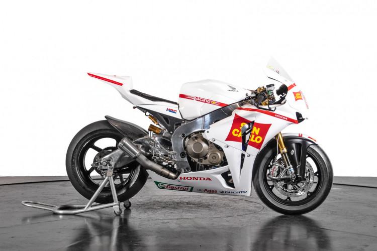 2011 Honda CBR 1000 RR Gresini Racing 4