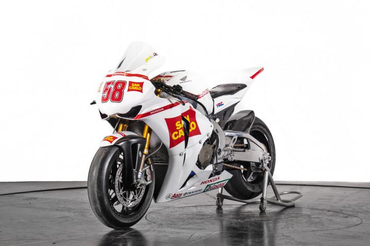 2011 Honda CBR 1000 RR Gresini Racing 1
