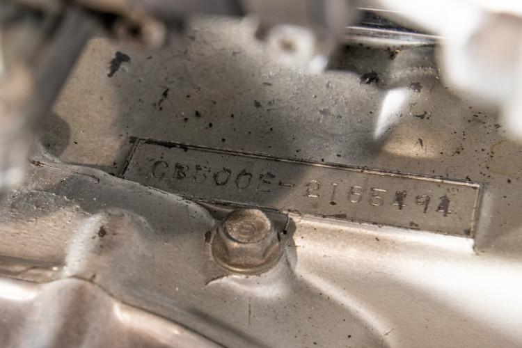 1976 Honda CB 500 Four 11