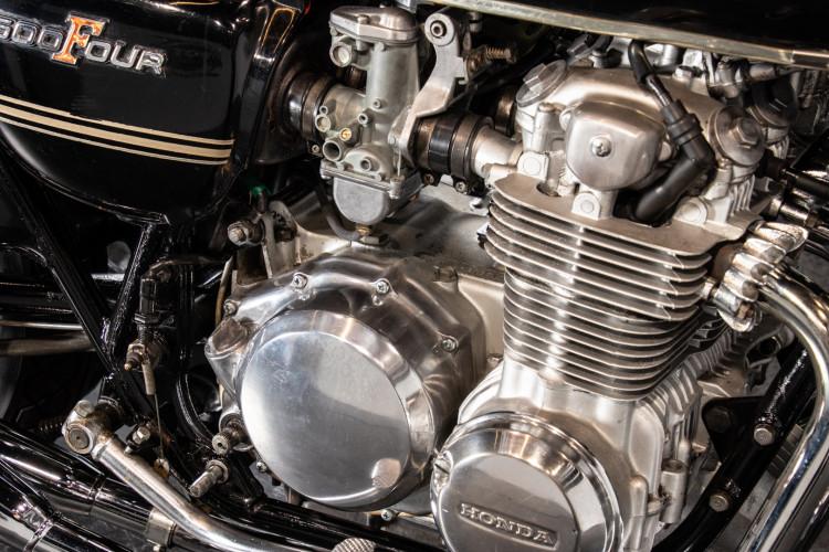 1976 Honda CB 500 Four 14